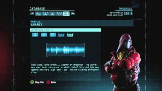 Batman: Arkham Origins - All Audio From Extortion Files