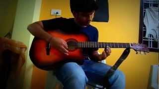 Kammani ee Premalekha - Anbodu - GUNA - Priyathama Neevachata - Telugu Guitar - Rakesh