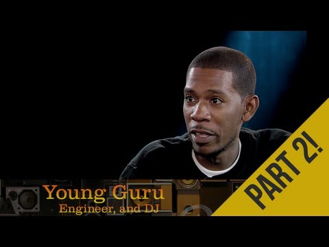 Jay Z's Engineer, Young Guru (Part 2) - Pensado's Place #129