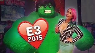 BEST E3 2015 CONTENT ON THE PLANET (if you