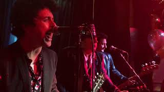 Bille Joe Armstrong & Jesse Malin's New Years Show Pt.3 (Ramones – Can't Make It On Time)