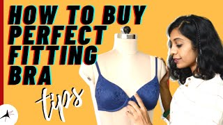 How To Buy A Bra | Easy Steps To Choose A Right Bra | Arpitharai
