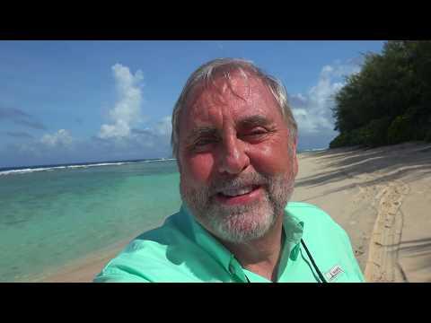 Guam Pacific Ocean  2017 4K