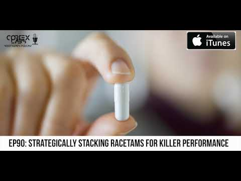 Ep90 Strategically Stacking Racetams For Better Performance Youtube