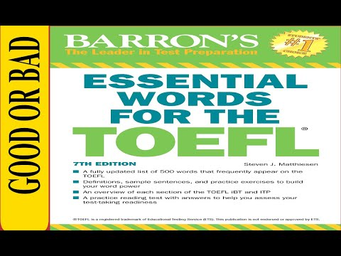 best-book?-essential-words-for-the-toefl,-7th-edition