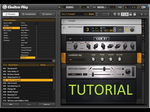 Install Guitar Rig With FL Stuido - Tutorial