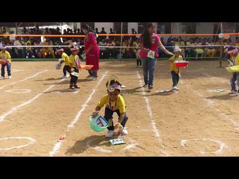 5th Sports Day - Nursery Sports - Hindupur Eurokids
