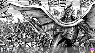 Kingdom Chapter 501 Manga Review - The Yan's Surprise Attack