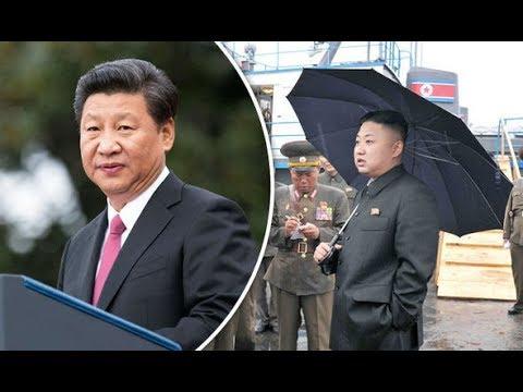 China Se Alía con Corea del Norte
