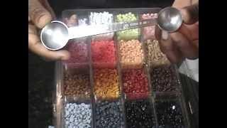 Melting Perler Beads
