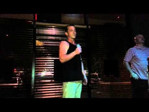 """Karaoke 19 - Chad - """"Feels Like The First Time"""""""