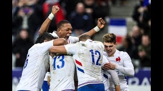 Highlights France v Italy Guinness Six Nations