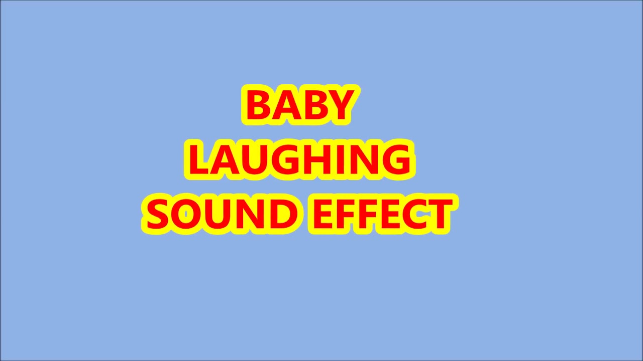 Funny Laugh Sound Effect