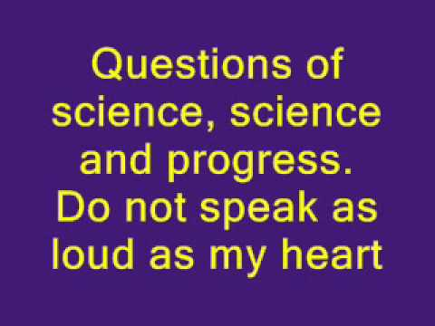 Coldplay  The Scientist Lyrics