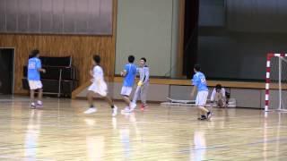 【Highlights 2014】ハンドボール部 秋季リーグ 対青山学院大学