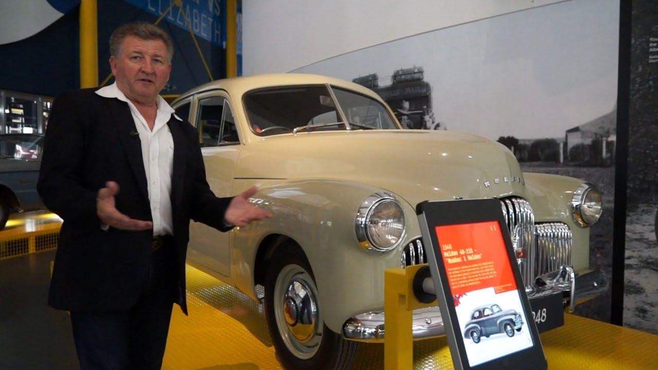 National Motor Museum - Birdwood: Classic Restos Series 35