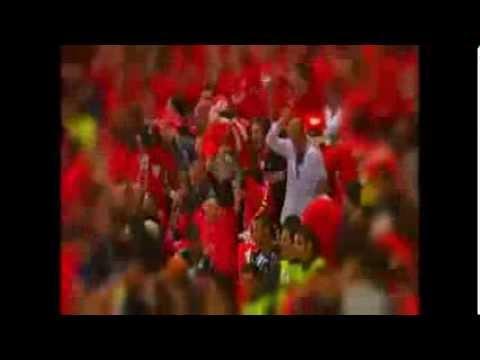Liverpool FC vs AC MILAN champions league 2005