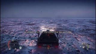 How to Survive Big Nothing and FINDING THE PLAINS OF SILENCE