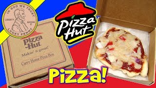 Pizza Hut Electric Kids Oven, Take Out Mini-pizzas!