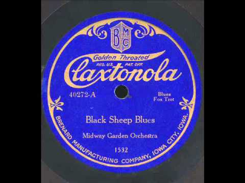 Black Sheep Blues: Midway Gardens Orchestra