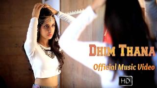 DHIM THANA || Official Music Video by PRAVALLIKA REDDY || ft.DJ SRI ||