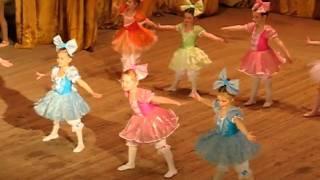 Танец 'Куклы' (Одесса, 2011)