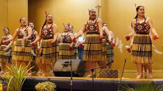 Ta Koha Mai Concert - Kapa Haka 4k