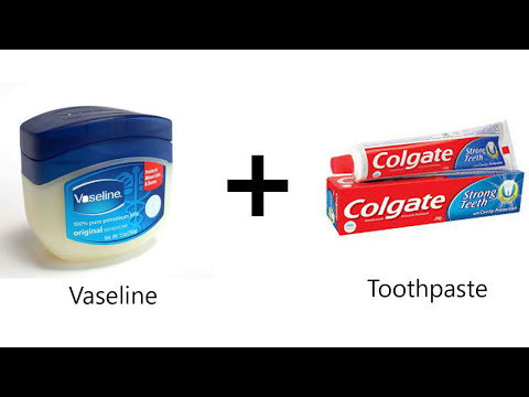 Apply Vaseline on breast daily, after 30 days you'll be amazed by results | 5 minute trick