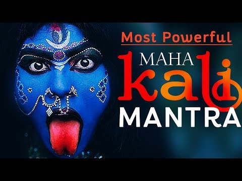 Most Powerful kali Beej Mantra | Kali Stotras | Kali Mantra Chanting | kali mula mantra
