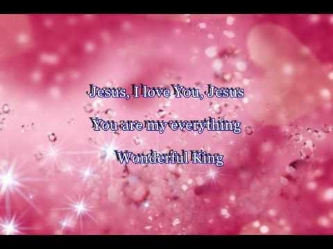 Jesus, You Are My Everything