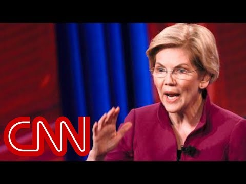 CNN: Elizabeth Warren lays out her case for impeaching Trump