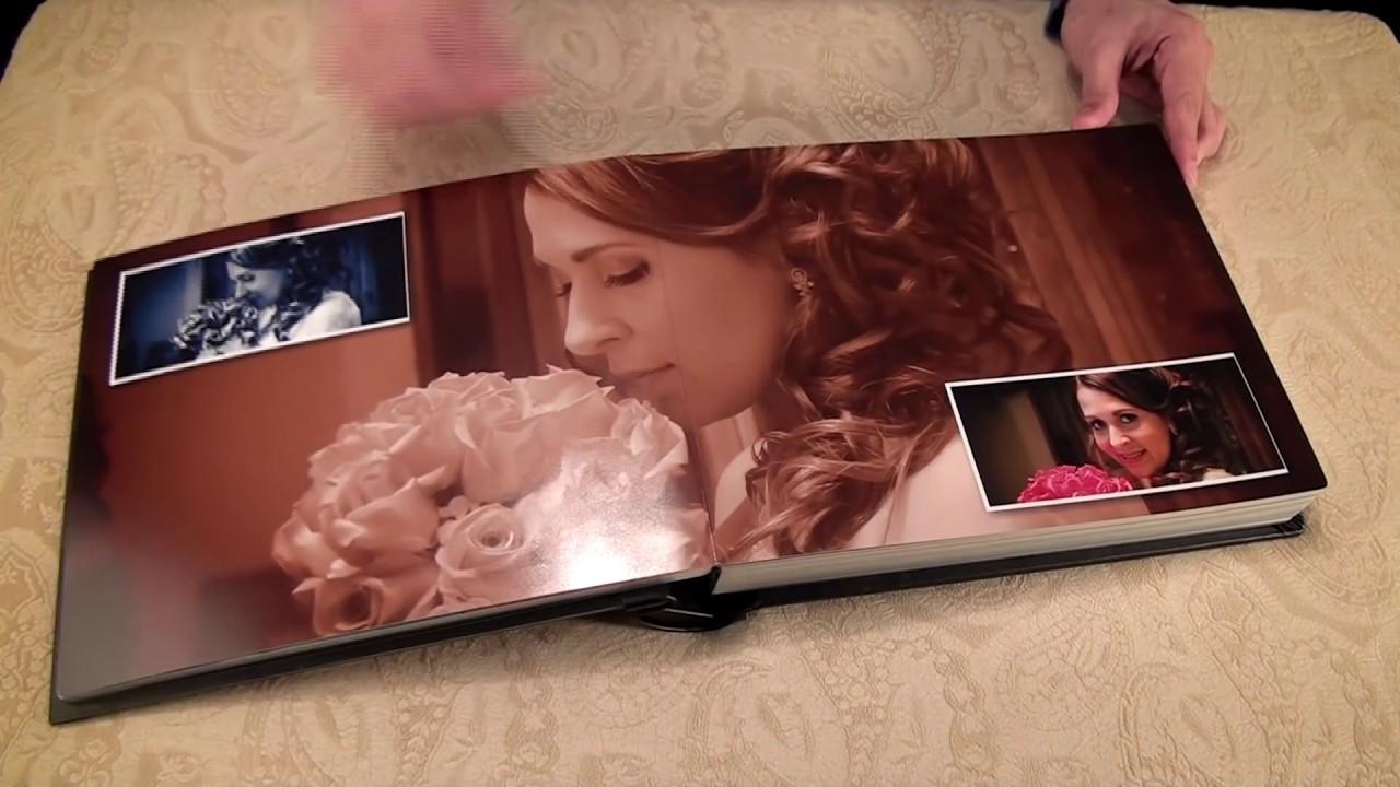 Album de fotografia capa de cristal youtube - Album de fotos ...