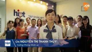 Tập đoàn HIPT tuyển dụng