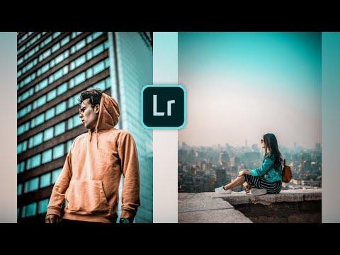Adobe Lightroom Mobile Tutorial in Bangla | Teal & Green Preset | Lightroom Mobile Tutorial Part-1 thumbnail