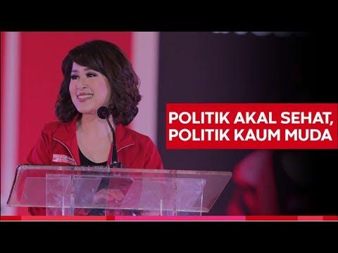 POLITIK AKAL SEHAT, POLITIK KAUM MUDA (PIDATO LENGKAP SIS GRACE NATALIE DI FESTIVAL 11 PSI BANDUNG)