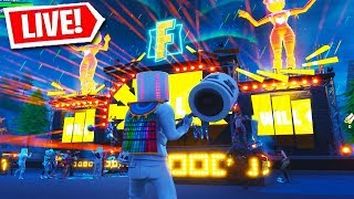 FORTNITE MARSHMELLO LIVE EVENT CONCERT!!! (Fortnite Battle Royale)