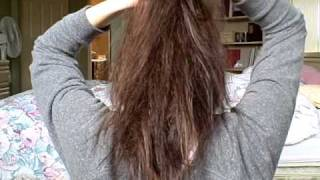 How to French Braid your own Head of Hair