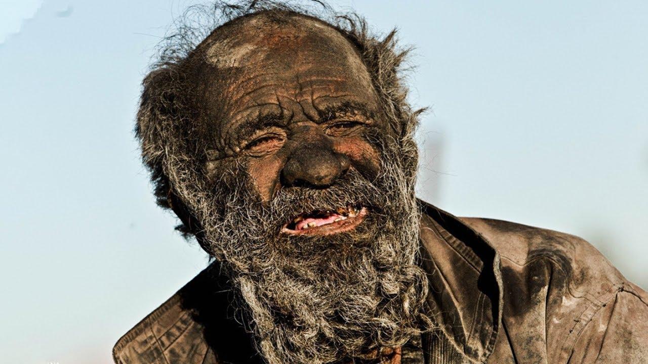 Мажот кој не се бања 65 години
