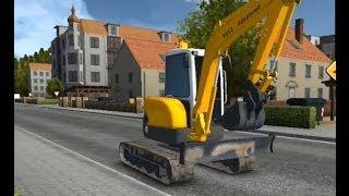Bau Simulator 2014 - iOS Game - Laster, Bagger & Co. selbst fahren - iPhone & iPad