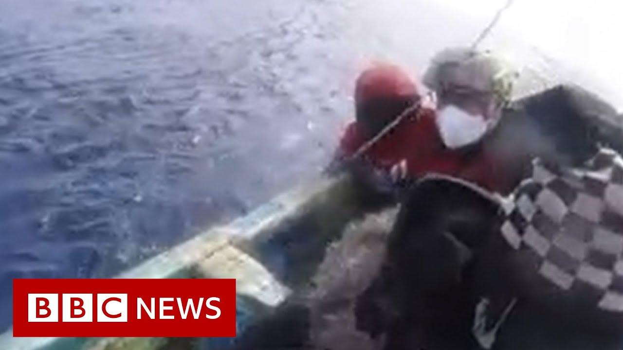 Comment une Ivoirienne de 17 ans a survécu en mer pendant 3 semaines sans eau ni nourriture, entourée de cadavres