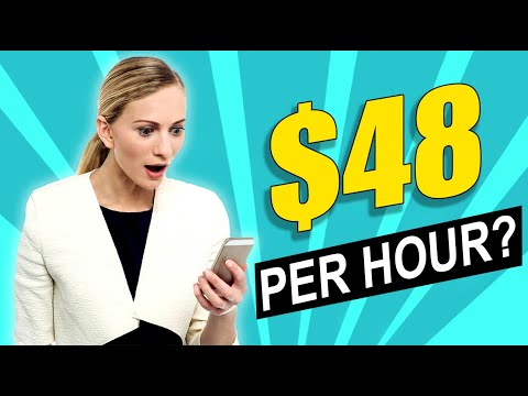 EARN $48/HOUR Liking YouTube Videos & Clicking Ads? (Make Money Online WORLDWIDE 2020)
