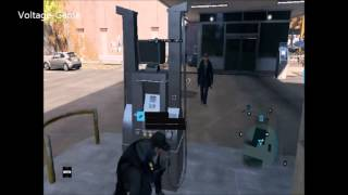Watch dogs on 6 gb Memory (RAM) -  criminal detection event gas station