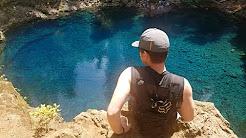 "Tamolitch ""Blue Pool"", McKenzie River, Oregon. GoPro Hero 4 HD"