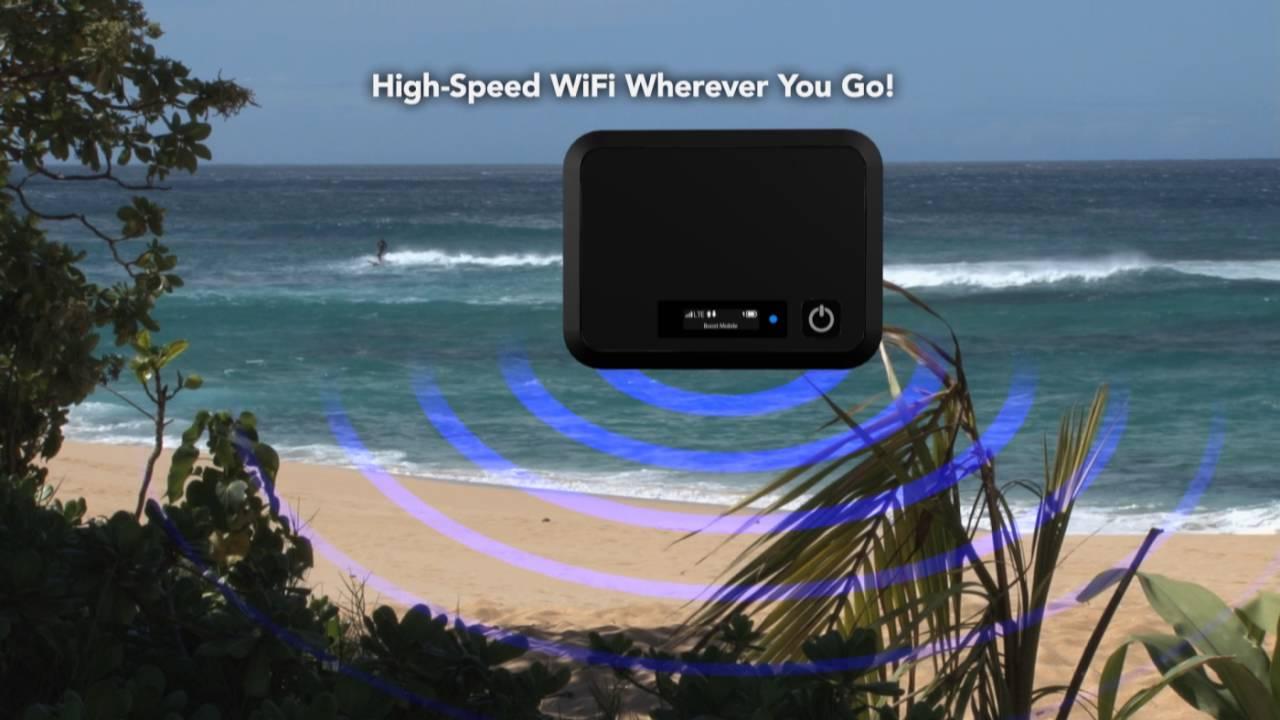 R850 Mobile WiFi Hotspot