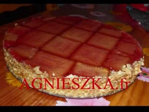 femmes-russes-polonaises-font-cuisine-gâteaux---gâteau-gourmand-aux-pommes