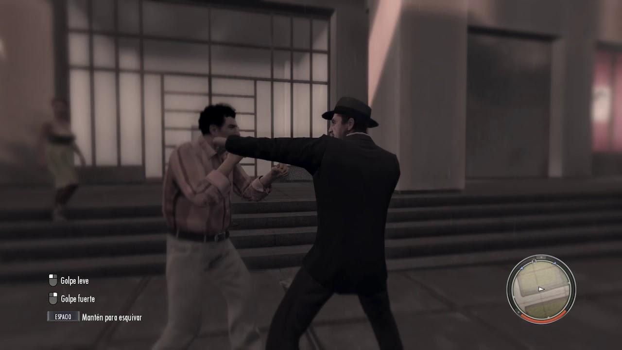 Mafia II - Peleas Callejeras con Gangsters [Joe Bárbaro]