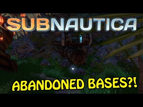 ABANDONED BASES, GIANT WORMS AND MORE! - Subnautica Gameplay | Subnautica Full Playthough #4