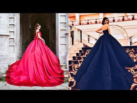 The Most Beautiful Prom & Wedding Dresses. http://bit.ly/2GPkyb3