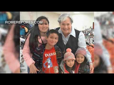 "Sister serving migrants on U.S.-Mexico border, ""We're restoring human dignity"""