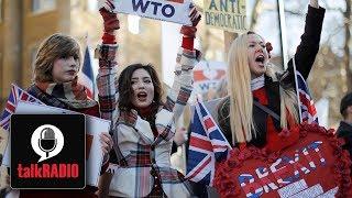 Brexit: UKIP's Gerard Batten and businessman Charlie Mullins debate a second referendum